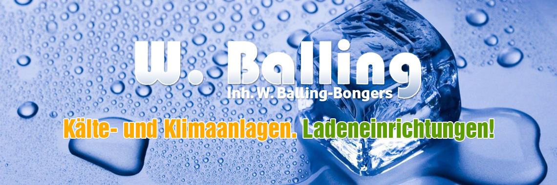 Balling Kühlanlagen